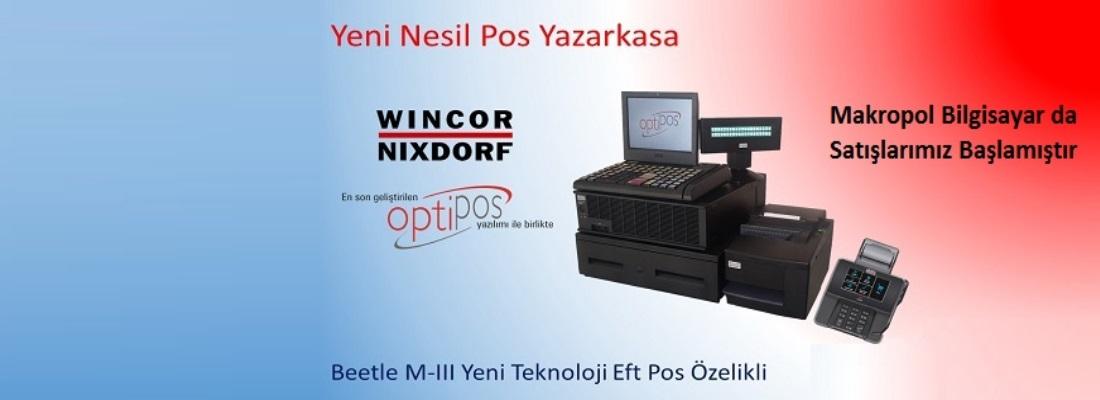 Wincor Nixdorf – Yeni Nesil Yazarkasa Optipos
